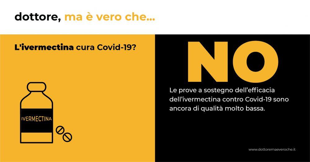 Card: ivermectina cura Covid-19?